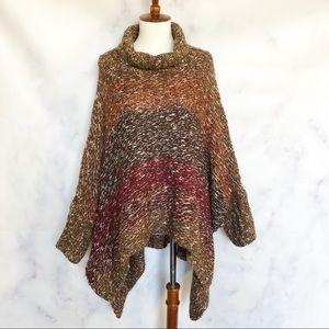 Zara Knit | Italian Yarn Cowl Neck Knit Sweater